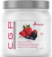 Metabolic Nutrition C.G.P. (kreatin, glycerol, fosfát) 400g