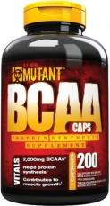 Mutant BCAA 200 kapsúl