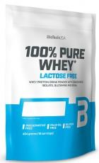 BioTechUSA 100% Pure Whey Lactose Free 454 g