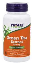 Now Foods Green Tea 400mg 100 kapsúl