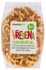 Country Life Vretena semolinová mix 400g