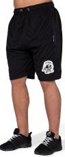 Gorilla Wear Pánske šortky Athlete oversized shorts black