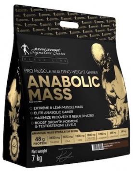 Kevin Levrone Anabolic Mass 7000 g + Nuclear Nutrition šejker 600 ml s dávkovačom ZADARMO