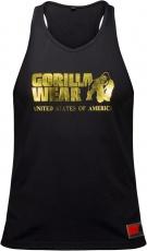 Gorilla Wear Pánske tielko Classic Tank Top Gold