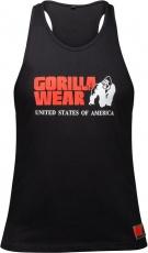 Gorilla Wear Pánske tielko Classic Tank Top Black