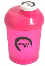 Matcha Tea Šejkr 300ml - ružový