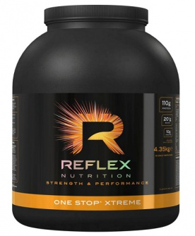Reflex One Stop Xtreme 4350 g + Nexgen PRO Digestive Enzymes 120 kapslí ZADARMO