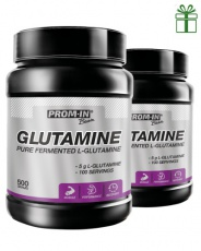 Prom-in L-Glutamine 500g 1 + 1 za zvýhodněnou cenu