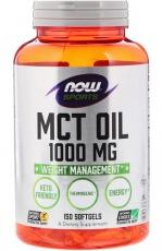 Now Foods MCT Oil 1000mg 150 kapsúl