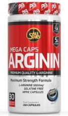 All Stars Arginin Mega Caps 150 kapsúl VÝPREDAJ