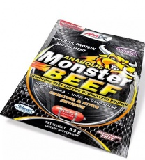 Amix Anabolic Monster Beef 33 g lesné plody