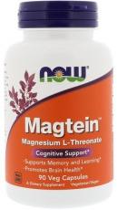 Now Foods Magtein Magnesium Threonate 90 kapsúl