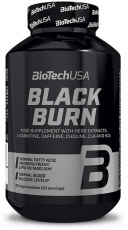 BiotechUSA Black Burn 90 kapsúl