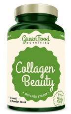 GreenFood Collagen Beauty 60 kapsúl