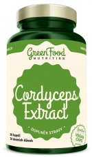 GreenFood Cordyceps Extract 90 kapsúl