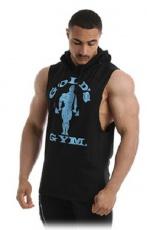 Gold's Gym Pánska vesta GGSWT143 čierna