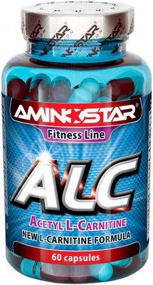 Aminostar ALC Acetyl L-Carnitine 60 kapsúl