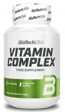 BioTechUSA Vitamin Complex 60 kapsúl