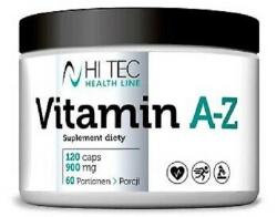 Hitec 100% Vitamin A-Z 120 tabliet