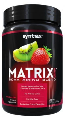 Syntrax Matrix BCAA Amino 370g