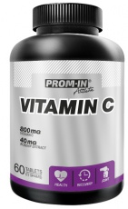 Prom-in Vitamin C 800 + rose hip extrakt 60 tabliet