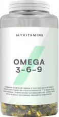 MyProtein Omega 3 6 9 120 kapsúl
