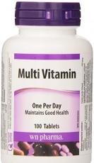 Webber Naturals Multi Vitamin 100 tabliet