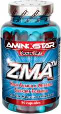 Aminostar ZMA Anabolic Formula 90 kapsúl