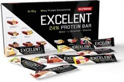 Nutrend Excelent Protein Bar Darčekové balení 9 x 85 g