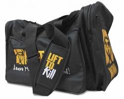 Mutant Športová taška Lift to kill gym bag