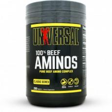 Universal 100% Beef Aminos 200 tabliet
