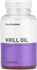 Myprotein Krill Oil 60 kapsúl
