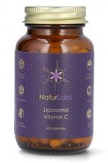 NaturLabs Liposomální vitamín C 60 kapsúl