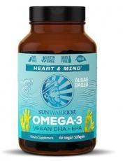 Sunwarrior Omega 3 vegan 60 kapsúl