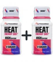 Nutramino Heat Energy shot 60ml 1 + 1 ZADARMO