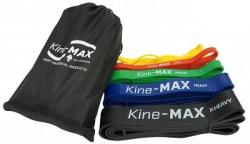 Kine-MAX Posilňovacie guma Super Loop Resistance band set (5 ks - extra lehká až extra těžká)