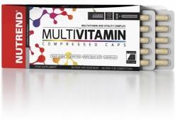 Nutrend Multivitamin Compressed Caps 60 kapsúl
