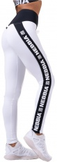 Nebbia Power Your Hero ikonické legíny 531 white