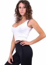 Nebbia More than basic! Crop top 690 biely