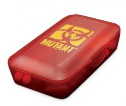 Mutant Pillbox Zásobník na tabliety