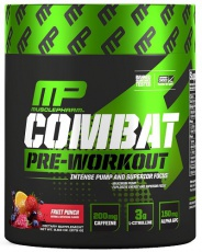 MusclePharm Combat Pre-Workout