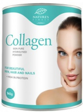 Nutrisslim Collagen 140 g (100% čistý kolagen)