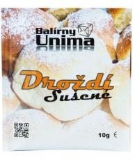 Unima sušené droždie 10 g