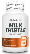 BiotechUSA Milk Thistle - Ostropestrec Mariánský 60 kapsúl