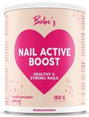 Babe's Nail Active Boost 150 g (Normální růst nehtů)