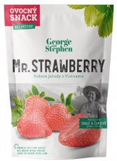 George and Stephen Mr. Strawberry 40 g