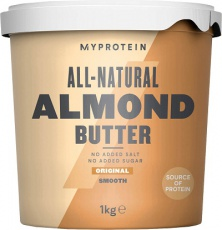 MyProtein Mandľové maslo (Almond butter) 1000 g
