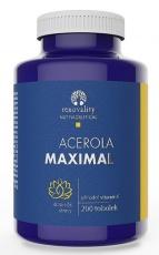Renovality Acerola Maximal 200 kapsúl