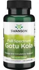 Swanson Gotu Kola 435 mg 60 kapsúl