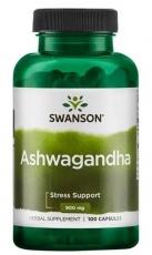 Swanson Ashwagandha 450 mg 100 kapsúl
